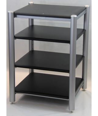 Extrema BR14 4 Shelves Hieight Adjustable Audio Table