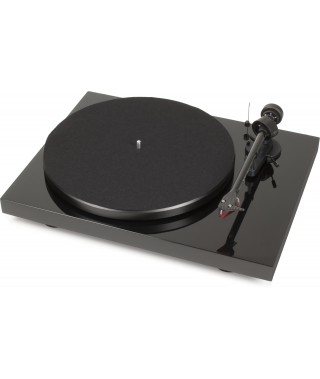 Pro-Ject Debut Carbon Turntable with Ortofon 2M Red Cartridge