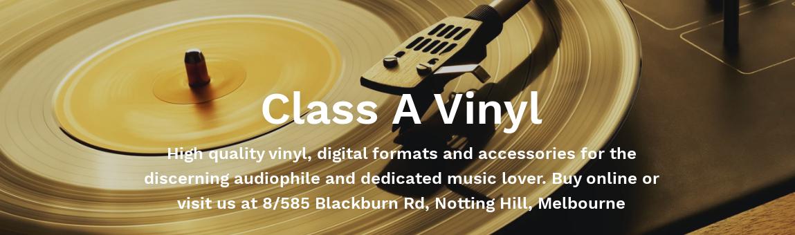 Buy high quality vinyl, CD, HDCD & SACD releases online